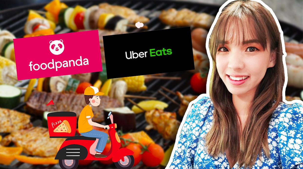 信用卡推薦》外送平台刷卡優惠整理,這張卡最高13% Uber Eats.foodpanda
